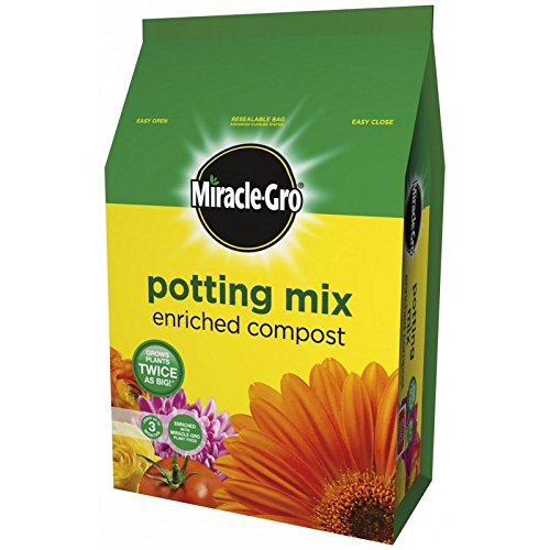 Miracle-Gro Potting Mix – 8 Litre
