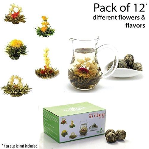 12-blooming-flowering-tea-gift-box-green-tea-variety-flavors-12