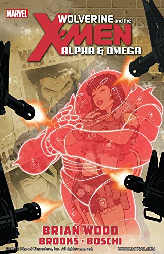 Wolverine and the X-Men: Alpha and Omega (English Edition)