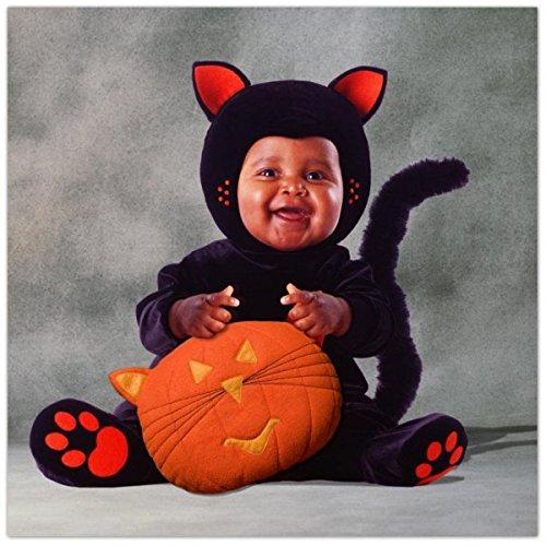 Schwarze Katze Kostüm Tom (Tom Arma Baby Kostüme)