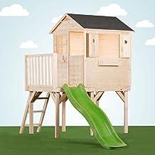 Cabane bois enfant - Cabane en bois de jardin pas cher ...