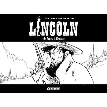 Lincoln, Tome 7 : Le Fou sur la Montagne : Edition spéciale noir et blanc