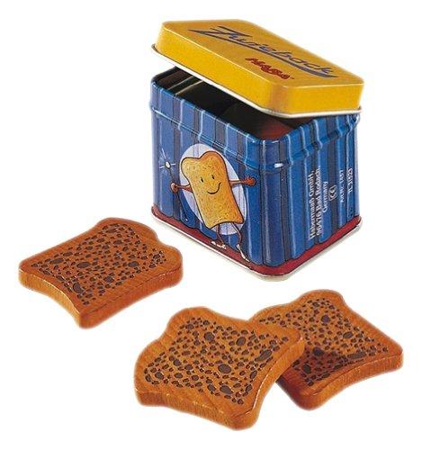 Haba 1457 - Lata de pan tostado para mercado de juguete