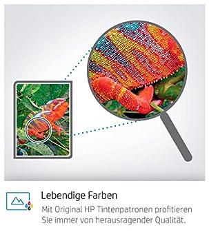 Hp 302xl Farbe Original Druckerpatrone Mit Hoher Reichweite Für Hp Deskjet, Hp Envy, Hp Officejet 3