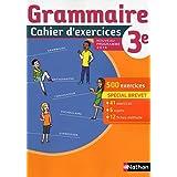Cahier de Grammaire 3e