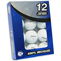 Second Chance Titleist - Lote de 12 pelotas de golf (grado A, recuperadas)