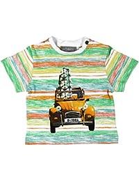 boboli, 311049 - Camiseta Punto Liso para bebé-niños