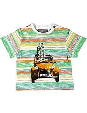 boboli Camiseta Punto Liso, T-Shirt Bimbo