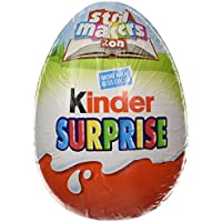 Kinder Surprise Egg 20 g (Pack of 18)