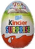 Kinder Surprise Egg 20 g (Pack of 18)