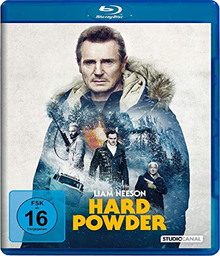 Hard Powder / Blu-ray