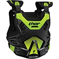 Thor Sentinel GP Offroad Enduro Cross Motocross Protektor Brustpanzer MX SX DH Downhill (M/L, Grün)