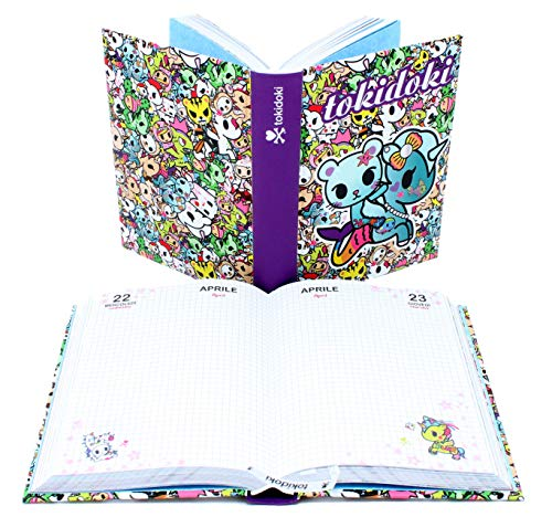 Tokidoki Diario Medium 16M Memicorni
