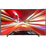 """Téléviseur LCD, LED et Plasma - Thomson 55UA8596 - Téléviseur incurvé LED 4K 55"""" (140 cm) 16/9 - 3840 x 2160 pixels - TNT, Câble et Satellite HD - Ultra HD - Wi-Fi - DLNA - 1100 Hz"""