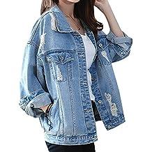 check out 89b29 306b6 Suchergebnis auf Amazon.de für: jeansjacke xxl damen