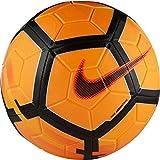 Nike Strike Football Fußball, Total Orange/Hyper Crimson/(Black), 5