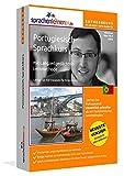 Sprachenlernen24.de Portugiesisch-Express-Sprachkurs PC CD-ROM für Windows/Linux/Mac OS X + MP3-Audio-CD: Werden Sie in wenigen Tagen fit für Ihre Reise nach Portugal