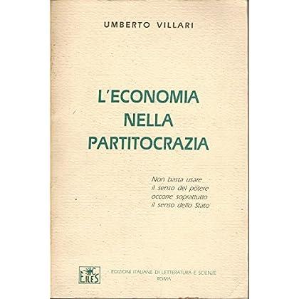 L'economia Nella Partitocrazia