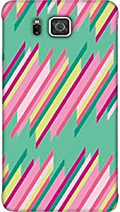 Timpax protective Armor Hard Bumper Back Case Cover. Multicolor printed on 3 Dimensional case with latest & finest graphic design art. Compatible with only Galaxy Alpha G850F Design No :TDZ-21424