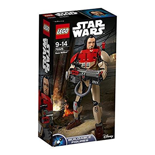 LEGO Star Wars 75525 - Set Costruzioni Baze Malbus