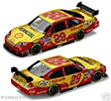 Kevin Harvick #29 Shell Pennzoil Chevrolet Impala SS Car of Tomorrow Today COT Winners Circle 1/24 S