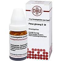 Panax Ginseng D 30 Globuli 10 g preisvergleich bei billige-tabletten.eu