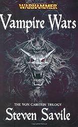 Vampire Wars: The Von Carstein Trilogy (Warhammer Novels) by Steven Savile (2008-05-06)