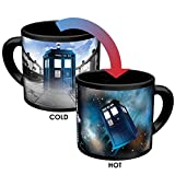 Best The Unemployed Philosophers Guild Hot Mugs - Doctor Who's Disappearing Tardis Mug Review