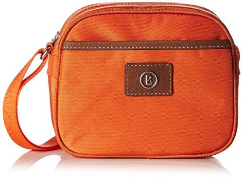 Bogner LeatherKAIDA - Borsa a tracolla Donna Arancione (Orange (glory 360))