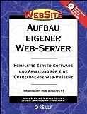 Website. Aufbau eigener Web- Server