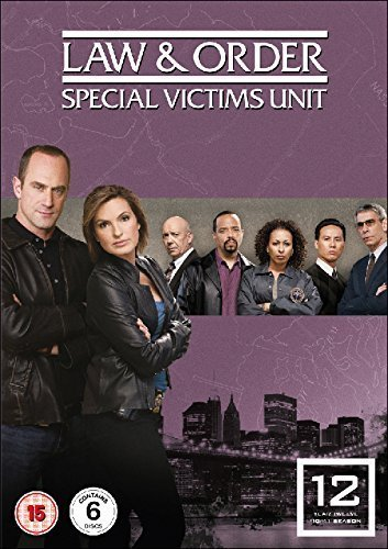 Law And Order Special Victims Unit - Series 12