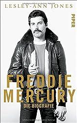 Freddie Mercury: Die Biografie by Lesley-Ann Jones (2016-08-01)