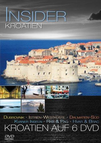 Insider - Kroatien-Box [6 DVDs] Preisvergleich