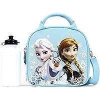Disney Frozen Lunch Box Carry Bag with Baby Blue Frozen Watch by FreeShipping preisvergleich bei kinderzimmerdekopreise.eu