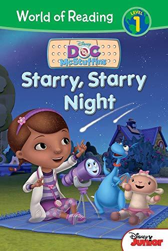 Doc McStuffins: Starry, Starry Night (Doc McStuffins: World of Reading, Level 1) - Mcstuffins Easy Doc Reader