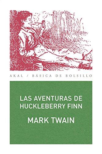 Descargar Libro Libro Las aventuras de Huckleberry Finn (Básica de Bolsillo) de Mark Twain