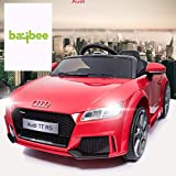 Baybee Licensed Audi TT Baby Toy Car Rechargeable Battery Operated Ride on car