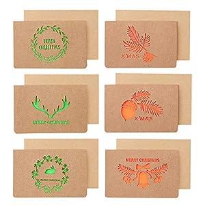 Paquete de 12 Tarjetas de