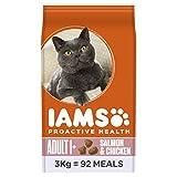Best Iams Dog Foods - Iams Proactive Health Salmon Adult Cat Food, 3 Review
