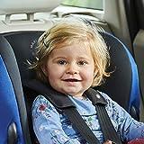 Maxi-Cosi Priori SPS Plus Kindersitz mit optimalen Seitenaufprallschutz und 4 Sitz- und Ruhepositionen, Gruppe 1 (9-18 kg), nutzbar ab 9 Monate bis 4 Jahre, Oak Brown