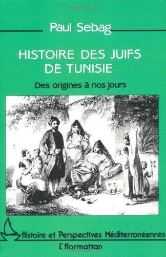 Histoire des juifs de Tunisie: Des origi...