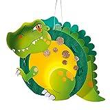 folia 94105 - Laternenbastelset T-Rex