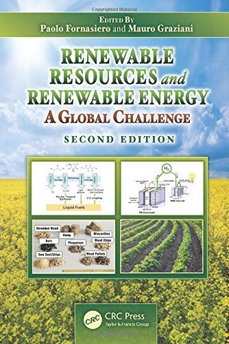 Renewable Resources and Renewable Energy: A Global Challenge, Second Edition (2011-12-05)