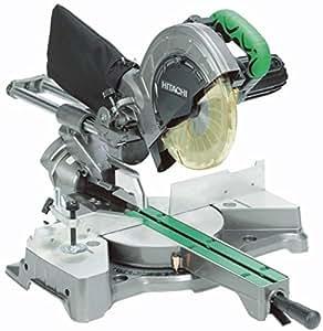 C8FSE Scie à onglet radiale - Ø216mm - 1050W Hitachi