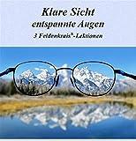 Klare Sicht - entspannte Augen. CD mit 3 Feldenkrais-Lektionen