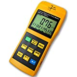 Detector De Medidor ELF EMF ELF De 3 Ejes, Intensidad De Radiación De Campo Electromagnético 20/200/2000 MG Y UT, Frecuencia 30 ~ 2000 Hz