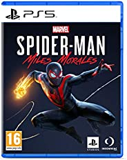 PS5 Marvel's Spiderman Miles Morales (