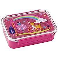 Stephen Joseph SJ115106 Bento Snack Box, Polypropylene, Pink