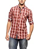 Groove Mwn's Cotton Casual Shirt (SH5162...