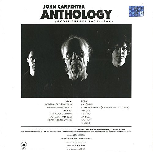 ANTHOLOGY: MOVIE THEMES 1974-1998